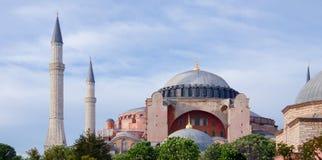 Hagia sofia mosque in istanbul Stock Photos