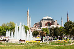 Hagia Sofia Royalty Free Stock Photos