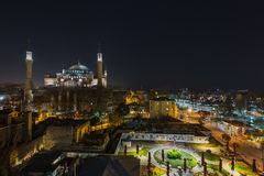 Hagia Sophia à Istanbul, Turquie Images stock