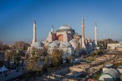 Hagia Sophia à Istanbul, Turquie Image libre de droits