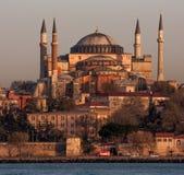 Hagia Sophia. — the Holy Wisdom,  of Constantinople, IIA-Sophia GK. Ἁγία Σοφία, fully royalty free stock image