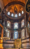 Hagia Sophia, Ιστανμπούλ Στοκ φωτογραφία με δικαίωμα ελεύθερης χρήσης