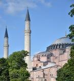 Hagia Sophia Ιστανμπούλ Στοκ εικόνες με δικαίωμα ελεύθερης χρήσης