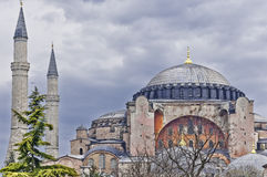 Hagia Sophia 05 Royalty Free Stock Photo