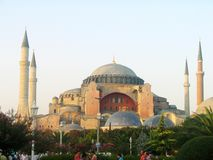 Hagia Sophia Imagens de Stock