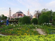 Hagia Sophia Fotografia de Stock Royalty Free
