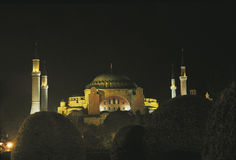Hagia Sophia Royalty-vrije Stock Fotografie