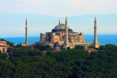 Hagia Sophia Lizenzfreie Stockfotos