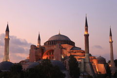 Hagia Sophia Stock Photos