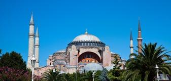 Hagia Sophia. In the istanbul city Royalty Free Stock Photos