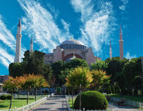 Hagia Sophia Foto de archivo