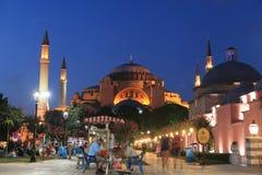 Hagia Sophia zdjęcia stock