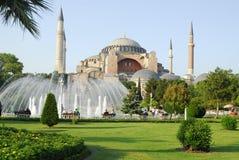Hagia Sophia,   foto de archivo