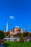 Hagia sophia Stock Photography