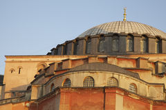 Hagia Sophia. In Istanbul Turkey Stock Images