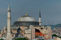 Hagia Sophia imagenes de archivo