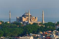 Hagia Sophia Arkivfoton