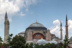 Hagia Sophia stockfoto
