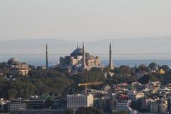Hagia Sophia Imágenes de archivo libres de regalías