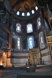 Hagia Sophia Fotografie Stock Libere da Diritti