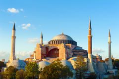 Free Hagia Sophia Stock Photography - 45438882