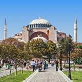 Hagia Sophia stockfotos