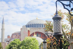 Hagia Sophia Photographie stock libre de droits