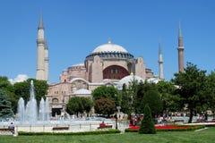 Hagia Sophia royalty-vrije stock afbeeldingen