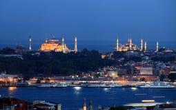 Free Hagia Sophia And Blue Mosque Stock Image - 25397031