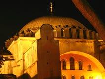 Free Hagia Sophia At Night Stock Photos - 1296723