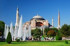 Hagia Sophia (Aya Sofya) / Istanbul Royalty Free Stock Photos