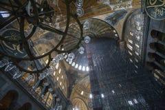 Hagia Sophia (Ayasofya) Stockfotos