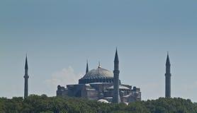 Hagia Sophia (Ayasofya) in Istanbul Royalty Free Stock Images