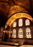 Hagia Sophia (Ayasofya) in Istanbul Stock Photo