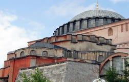 The Hagia Sophia. Beautiful Hagia Sophia Museum, Istambul, Turkey Stock Images