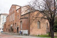 The Hagia Sophia, Bulgaria Royalty Free Stock Images