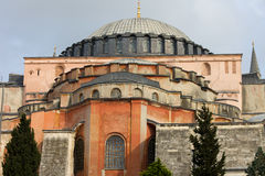 Hagia Sophia Byzantine Architecture Stock Photography