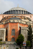 Hagia Sophia Byzantine Architecture Royalty Free Stock Photo
