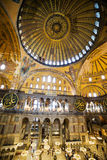 Hagia Sophia Byzantine Architecture Royalty Free Stock Photography