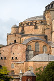 Hagia Sophia Byzantine Architecture Royalty Free Stock Images