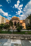 Hagia Sophia Cathedral, Thessaloniki. Greece Stock Photo