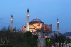 Hagia Sophia Church Royalty Free Stock Photography