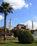 Hagia Sophia Church. In Istanbul,Turkey Stock Image