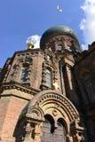Hagia Sophia Church. Is the city landmark in Harbin, Heilongjiang Province, China Stock Photos