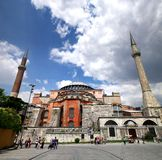 Hagia Sophia Church (Museum) Stockfoto
