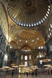 Hagia Sophia, Costantinopoli, Turchia Immagini Stock