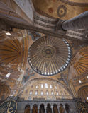 Hagia Sophia Dome Stock Photo