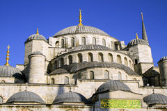 Hagia Sophia Dome In Istanbul Royalty Free Stock Image