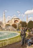 Hagia Sophia Editorial Royalty-vrije Stock Afbeelding