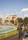 Hagia Sophia Editorial Royalty Free Stock Image
